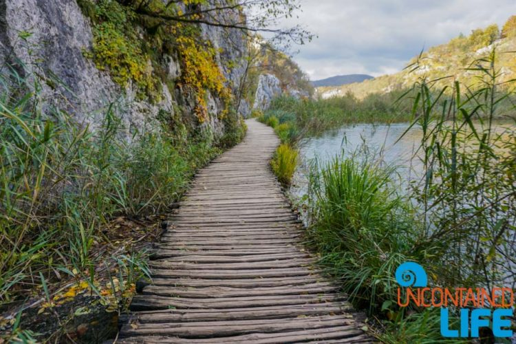 Walkway, Visit Plitvice Lakes National Park, Croatia, Uncontained Life