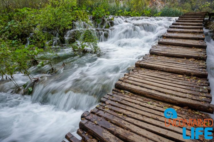 Boardwalk Visit Plitvice Lakes National Park, Croatia, Uncontained Life
