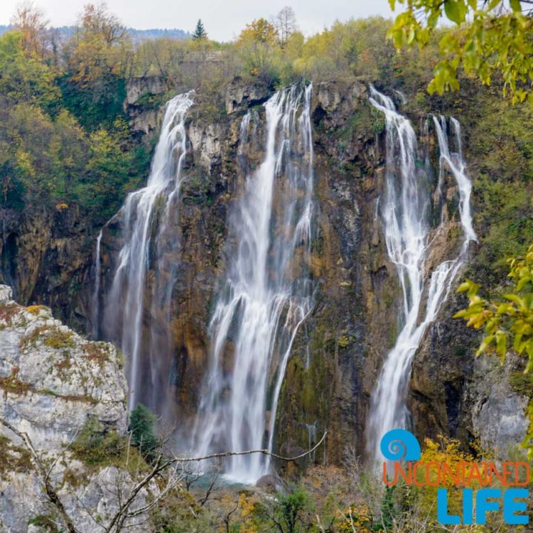 Waterfalls, Visit Plitvice Lakes National Park, Croatia, Uncontained Life