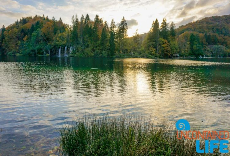 Sunset, Visit Plitvice Lakes National Park, Croatia, Uncontained Life
