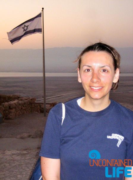 Masada Snake Path, Israel, Uncontained Life