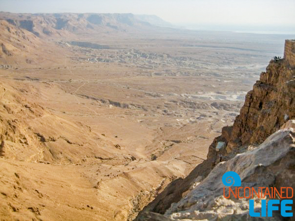 Masada Snake Path, Israel, Uncontained Life