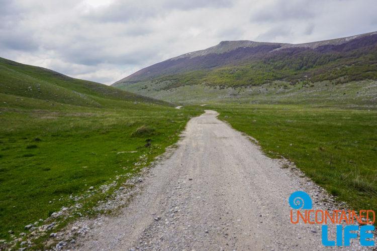 Road, Visit Lukomir, Bosnia and Herzegovina, Uncontained Life