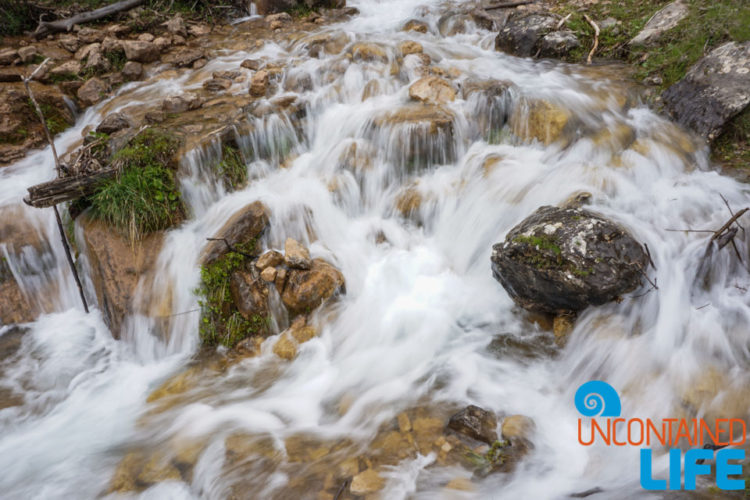 River, Visit Lukomir, Bosnia and Herzegovina, Uncontained Life