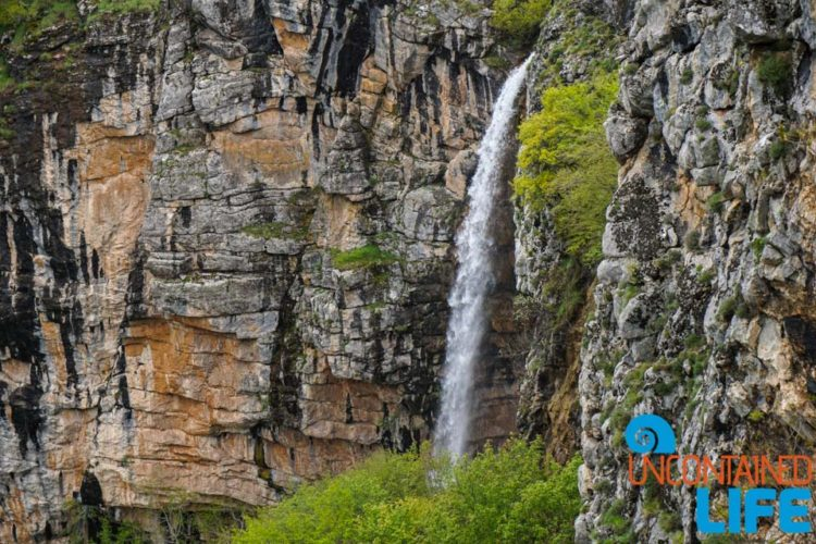 Waterfall, Visit Lukomir, Bosnia & Herzegovina, Uncontained Life