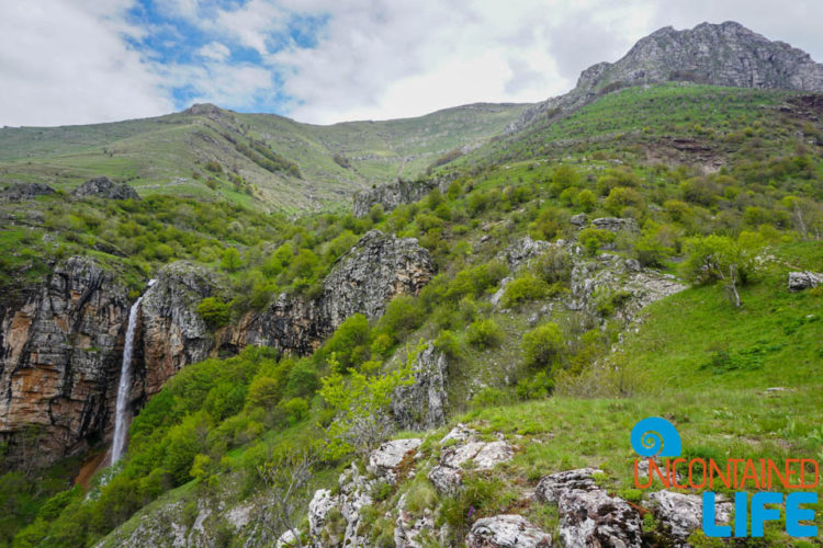 Waterfall, Visit Lukomir, Bosnia & Herzegovina, Uncontained Life