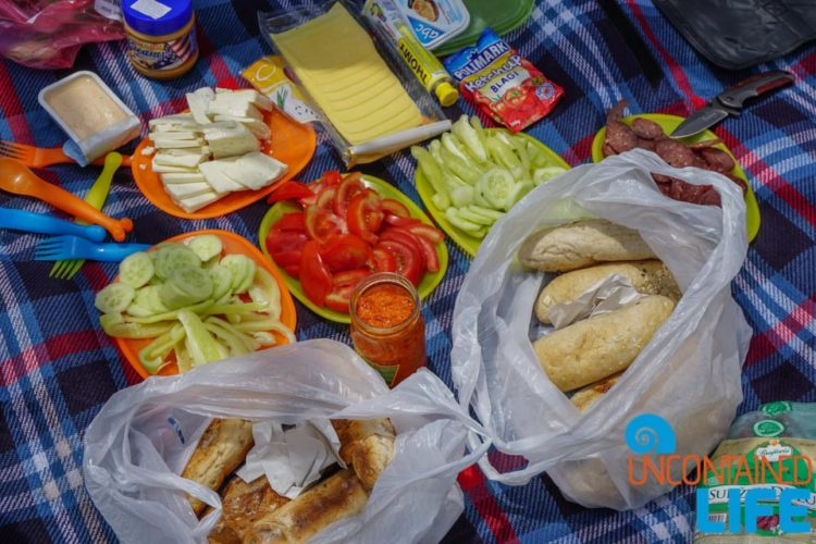 Picnic Lunch, Visit Lukomir, Bosnia & Herzegovina, Uncontained Life
