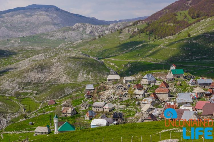 Traditional Village, Visit Lukomir, Bosnia and Herzegovina, Uncontained Life