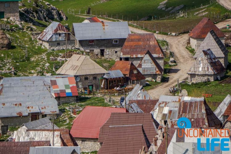 Homes, Visit Lukomir, Bosnia & Herzegovina, Uncontained Life