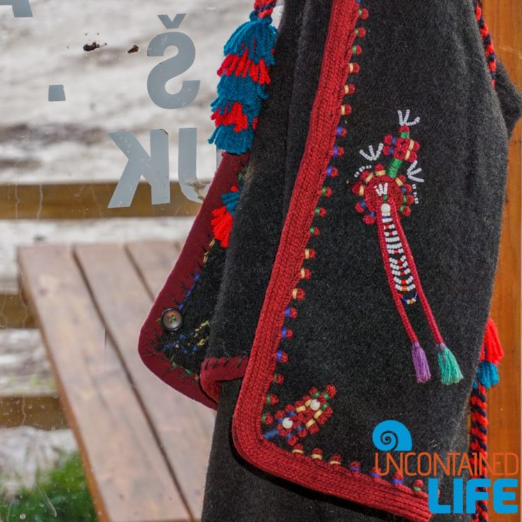 Wool Coat, Visit Lukomir, Bosnia & Herzegovina, Uncontained Life