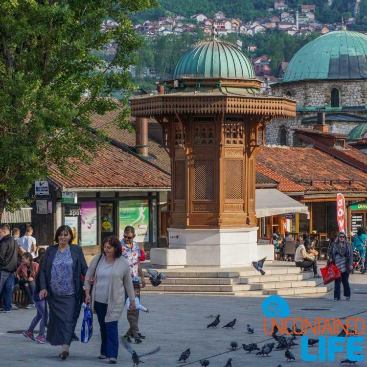 Sarajevo, Visit Lukomir, Bosnia and Herzegovina, Uncontained Life