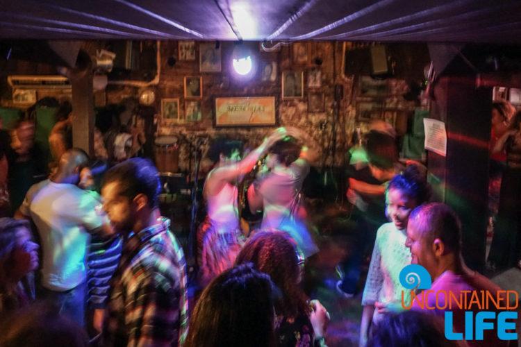 Farro Dance, safety in Rio de Janerio, Brazil, Uncontained Life