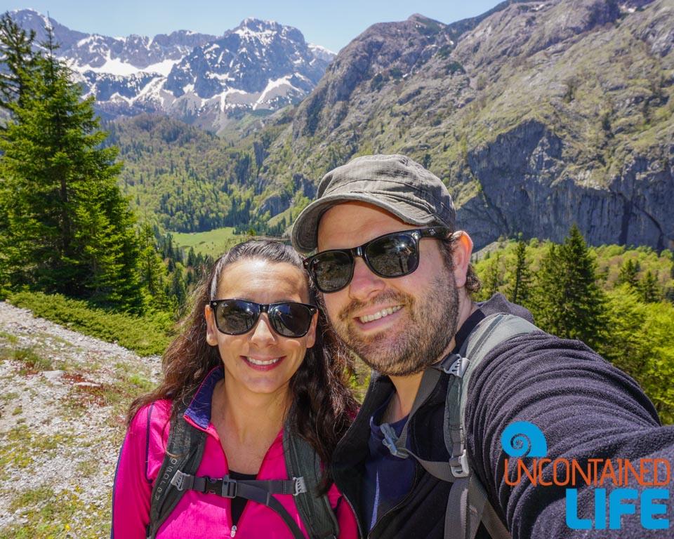 journeys, destinations, Bosnia, Uncontained Life