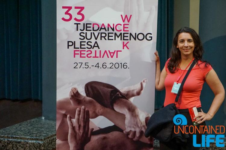 Dance Festival, Visit Zagreb, Croatia, Uncontained Life