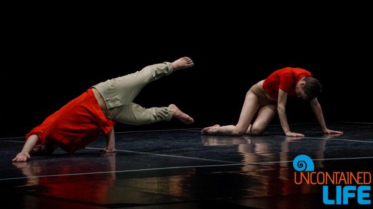 Bach Sonata, Dance Festival, Visit Zagreb, Croatia, Uncontained Life