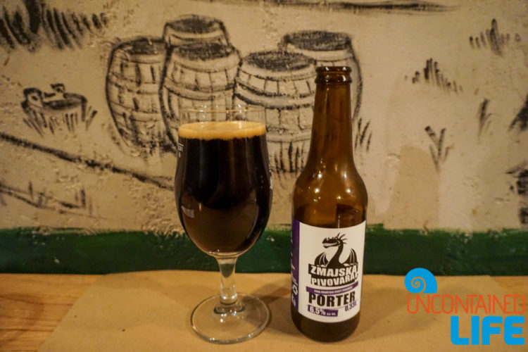 Craft Beer, Visit Zagreb, Croatia, Uncontained Life