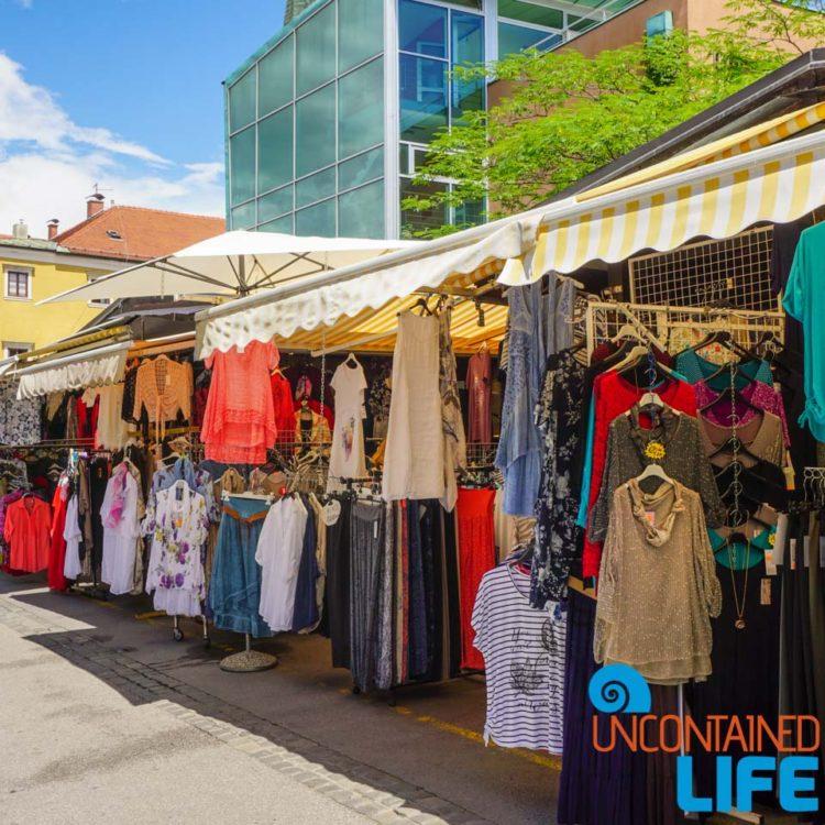 Shopping, Visit Zagreb, Croatia, Uncontained Life