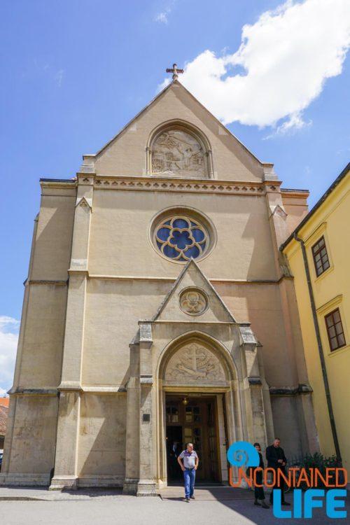 Local Church, Visit Zagreb, Croatia, Uncontained Life