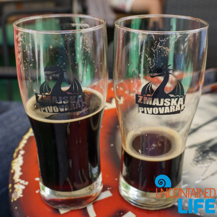 Beer, Visit Zagreb, Croatia, Uncontained Life