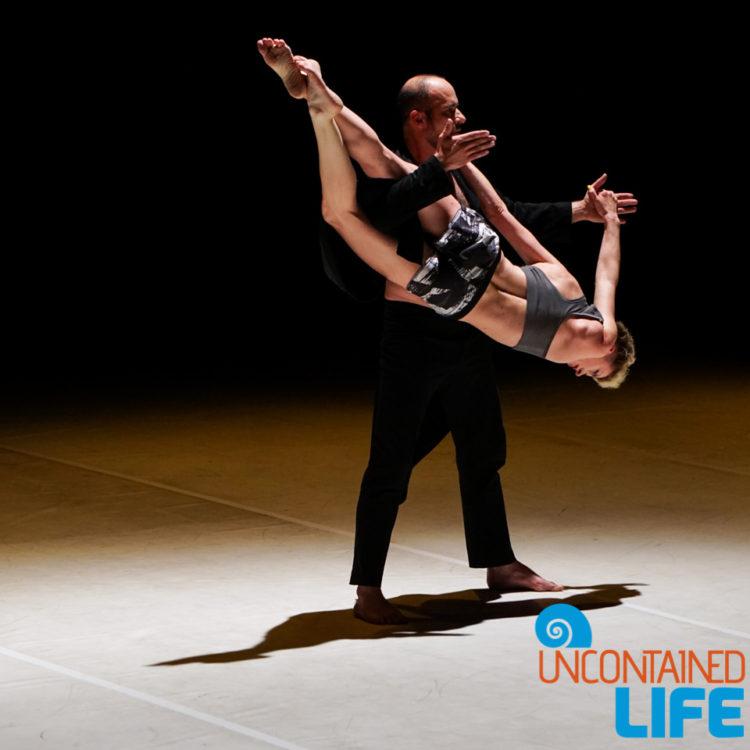 AU, Dance Festival, Visit Zagreb, Croatia, Uncontained Life