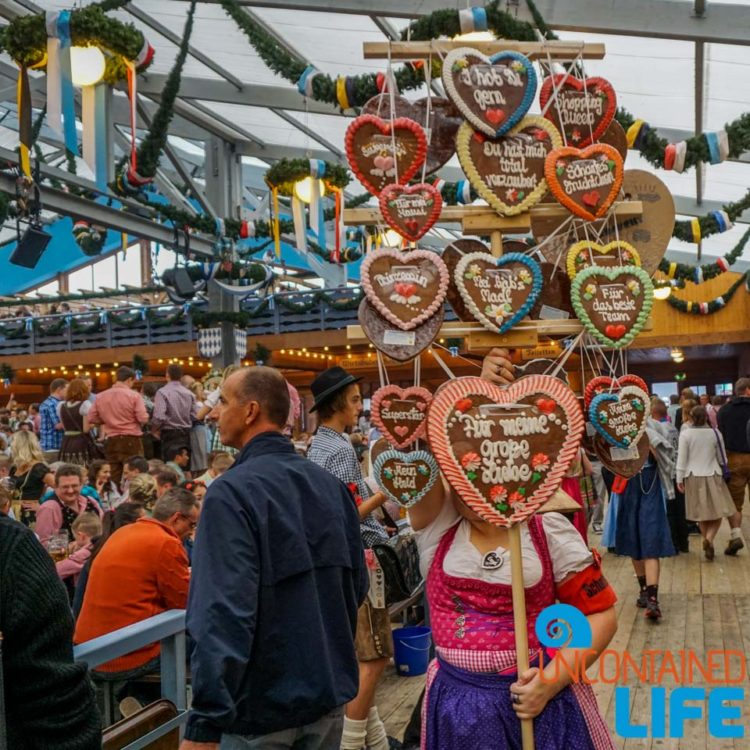 Gingerbread, Celebrate Oktoberfest, Munich, Germany, Uncontained Life