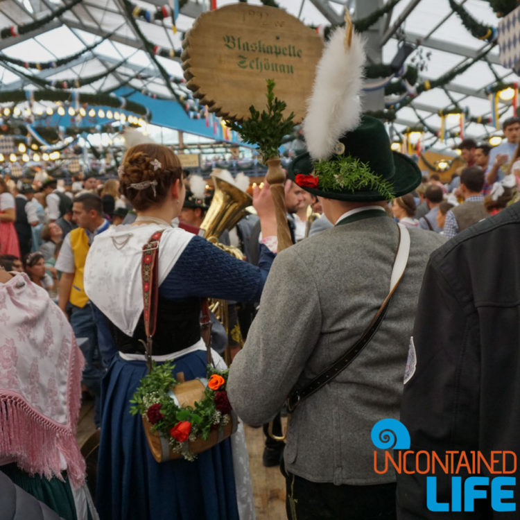 Traditional Clothes, Celebrate Oktoberfest, Munich, Germany, Uncontained Life