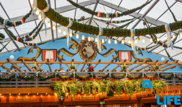 Tents, Celebrate Oktoberfest, Munich, Germany, Uncontained Life