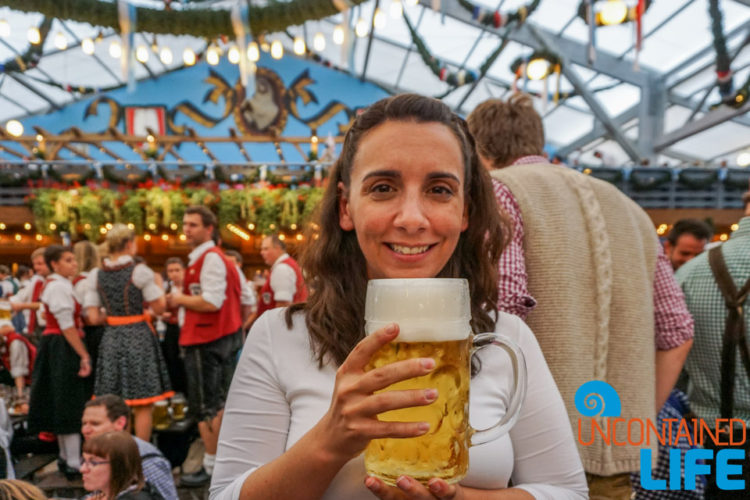Beer, Celebrate Oktoberfest, Munich, Germany, Uncontained Life