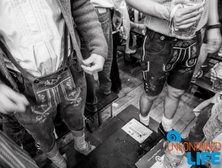 Lederhosen, Celebrate Oktoberfest, Munich, Germany, Uncontained Life