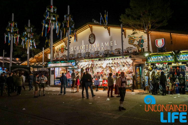 Schottenhamel, Celebrate Oktoberfest, Munich, Germany, Uncontained Life