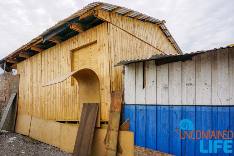 El Mejor Cambio, Campamento, Santiago, Maipu, Chile, Uncontained Life