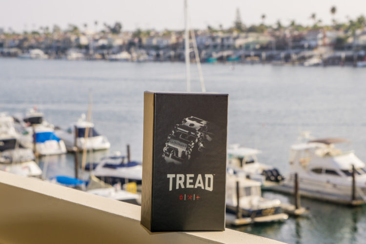 Newport Beach, Leatherman TREAD, Uncontained Life