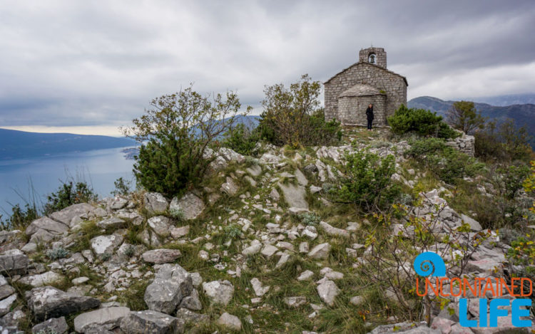 Saint Vid's Church, Gornja Lastva, Things to do in Tivat, Montenegro, Uncontained Life