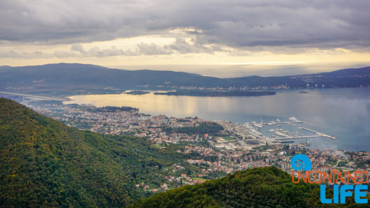 Best viewpoint, Things to do in Tivat, Montenegro, Uncontained Life