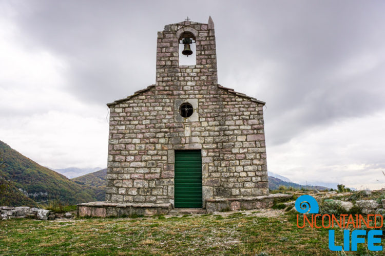 St. Vid Church, Things to do in Tivat, Montenegro, Uncontained Life