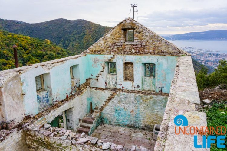 Ruins, Things to do in Tivat, Montenegro, Uncontained Life