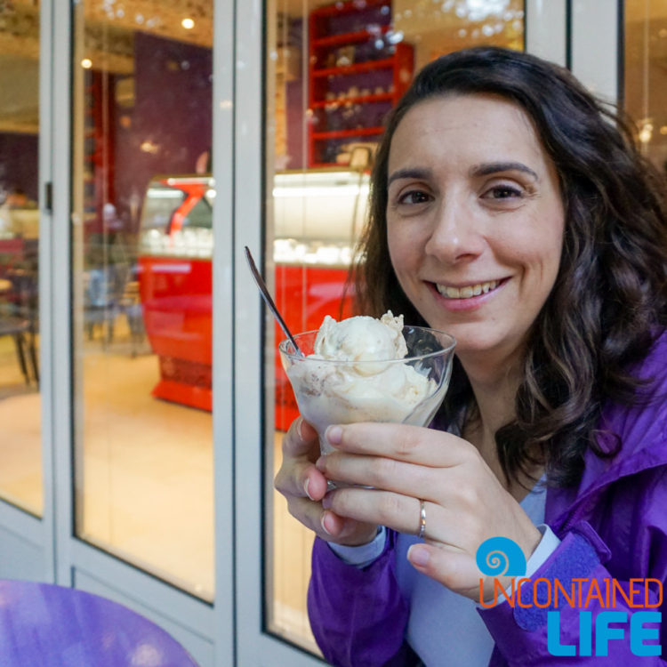 Ice Cream, Things to do in Tivat, Montenegro, Uncontained Life