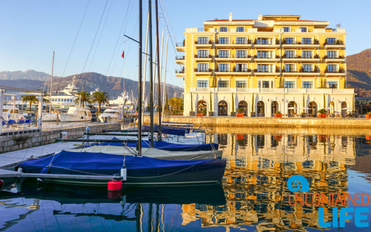 Porto Montenegro, Things to do in Tivat, Montenegro, Uncontained Life