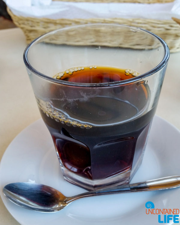 Coffee, Visiting Mancora, Peru, Uncontained Life