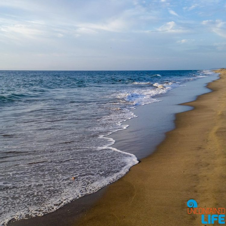 Perfect Beach, Visiting Mancora, Peru, Uncontained Life