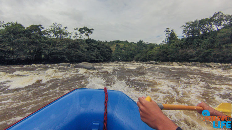 Whitewater Rafting, Horseback Riding in San Agustin, Colombia, Uncontained Life