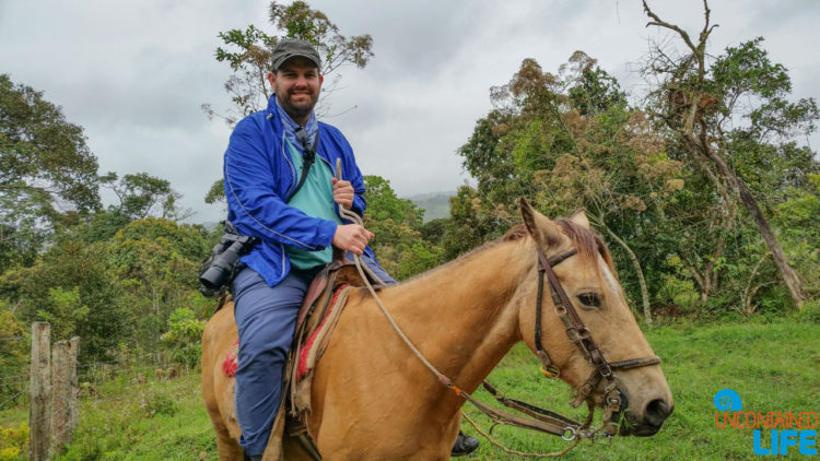 Horseback Riding in San Agustin, Colombia, Uncontained Life