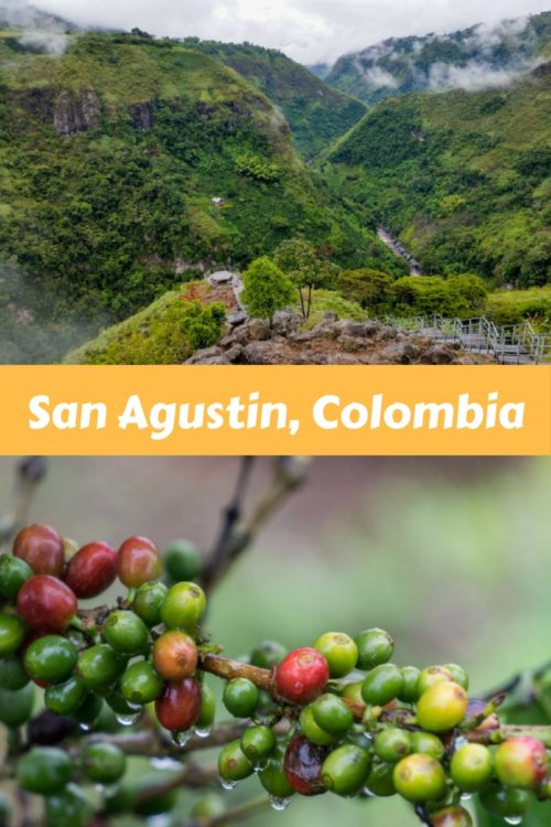 San Agustin, Colombia, Uncontained Life