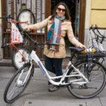 Biking Budapest, Hungary, Uncontained Life
