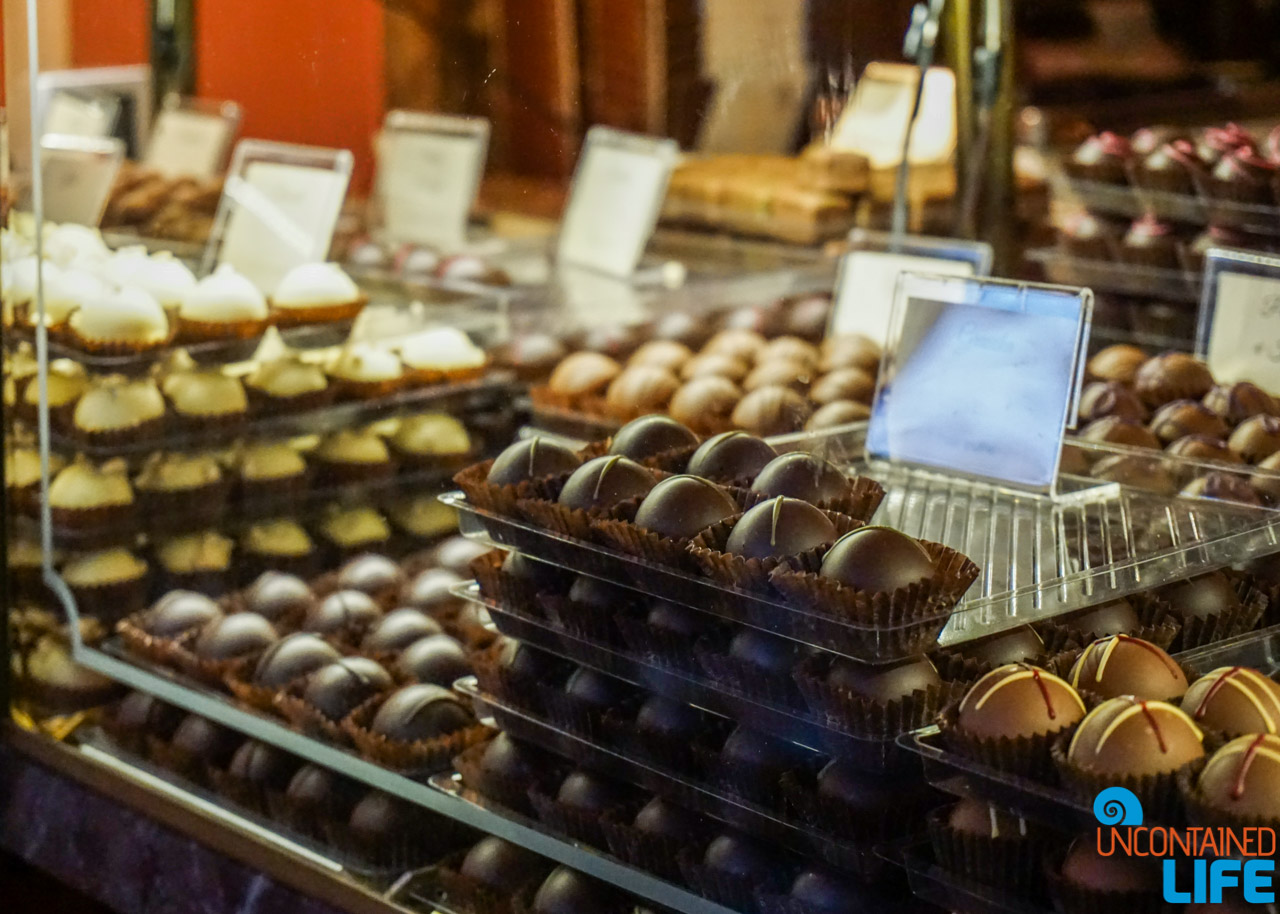Chocolate Truffles, Things to do in Warsaw, Poland, Uncontained Life