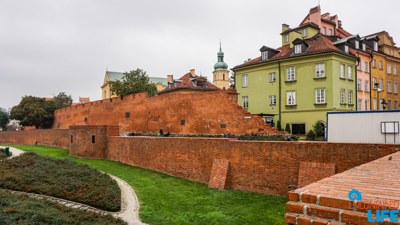 Barbican, Things to do in Warsaw, Poland, Uncontained Life