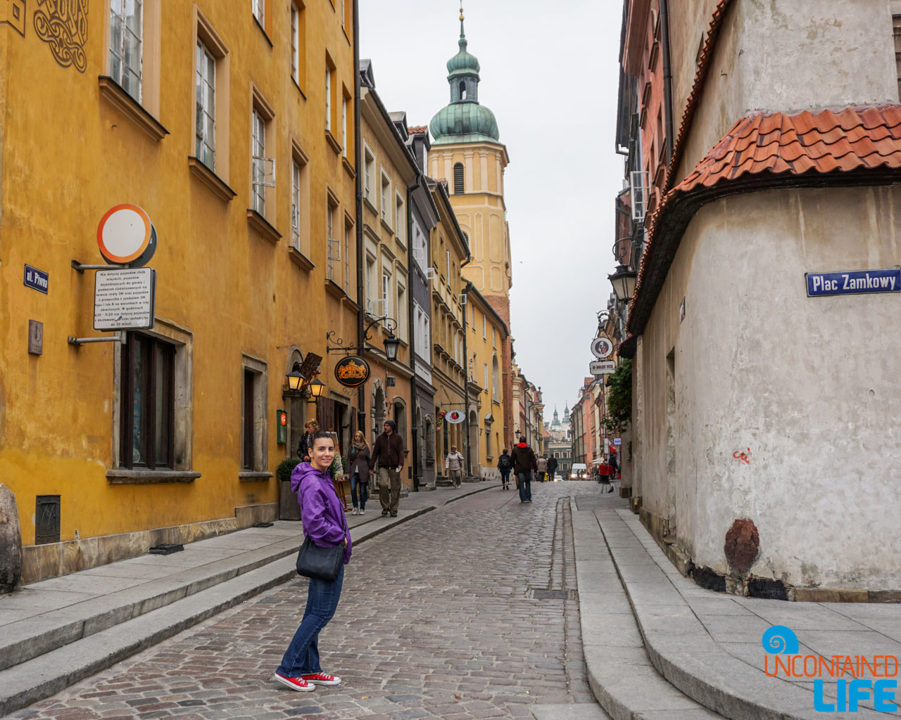 Street, Things to do in Warsaw, Poland, Uncontained Life