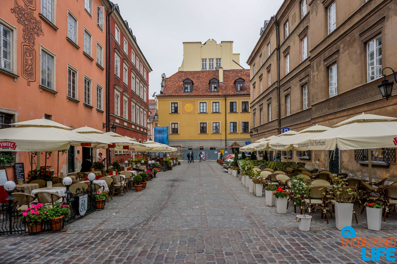 Things to do in Warsaw, Poland, Uncontained Life