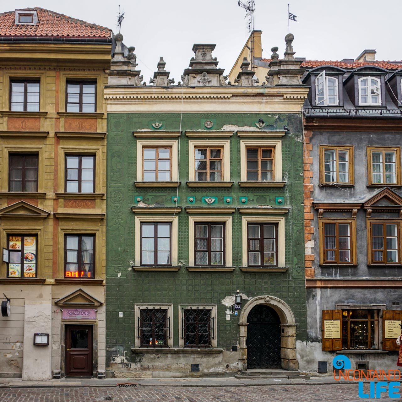 Old City, Things to do in Warsaw, Poland, Uncontained Life