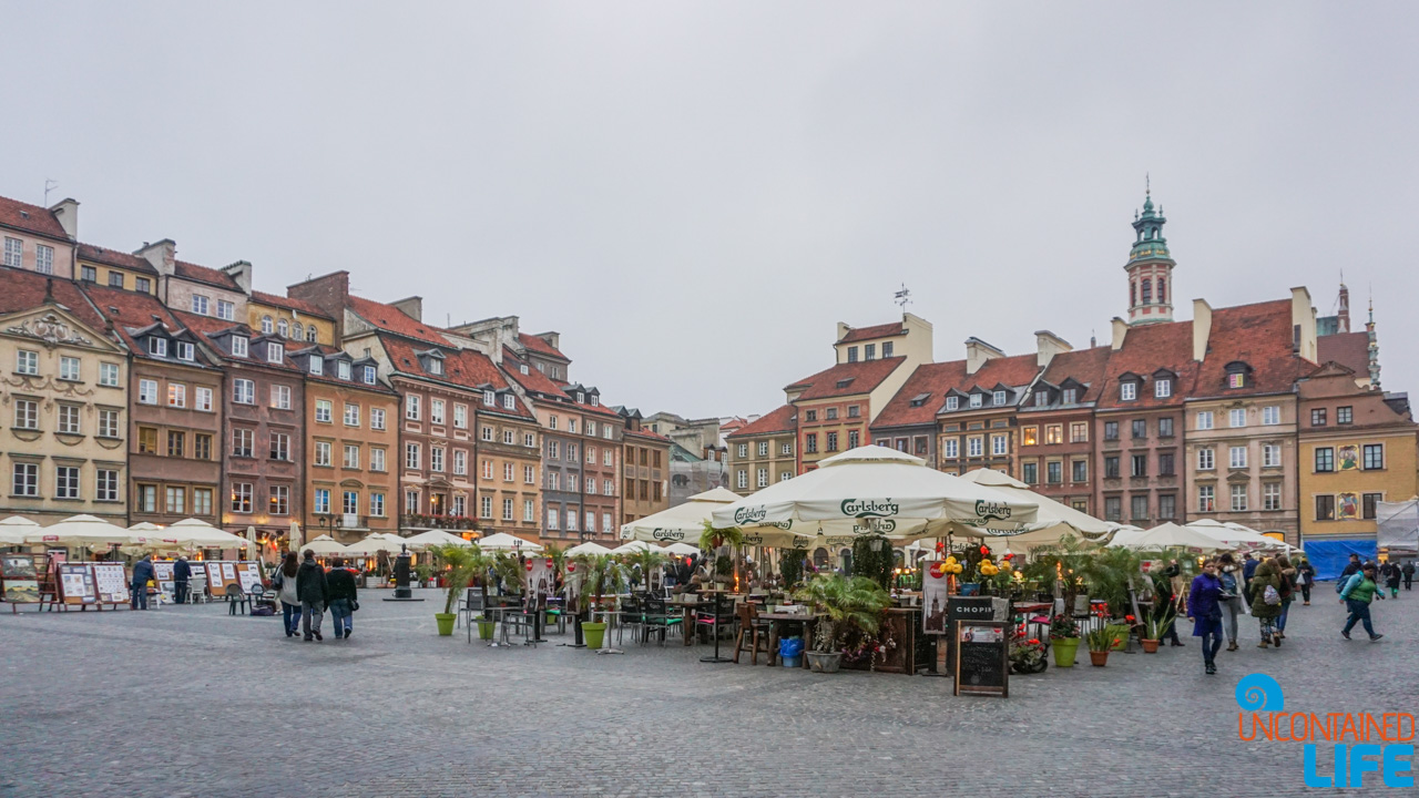 Central Marketplace, Things to do in Warsaw, Poland, Uncontained Life